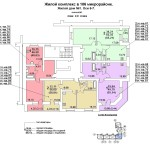 жд № 1 в 106 мкр.  2-8 этаж блок-оси 6-7