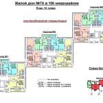 жд 7А в 106 мкр 10 этаж